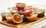 Knäck med mandel och ströbröd